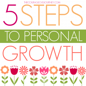 5stepstopersonalgrowth